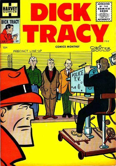 Dick Tracy Book 91