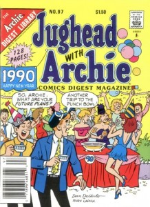 Jughead With Archie Digest 97