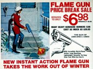 Flame-Gun