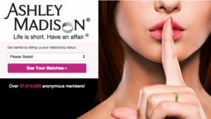 Ashley Madison Blog Post